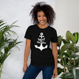 Anchored SOA Short Sleeve Tee - Capt. Jack