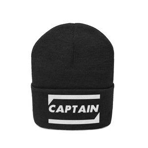 CAPTAIN Knit Beanie - Capt. Jack