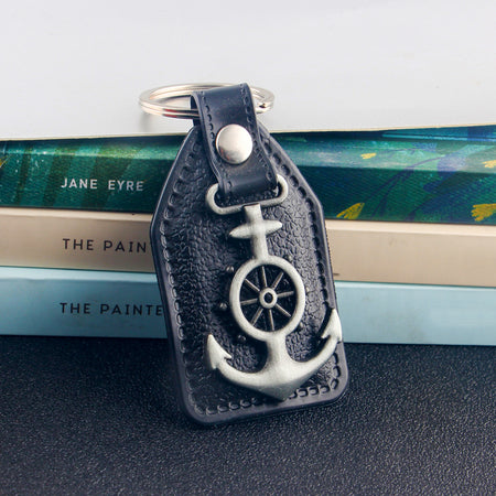 Limited Edition - Premium Anchor Key Chain - Capt. Jack