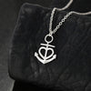 Last Breath - Premium Anchor Necklace -02 - Capt. Jack