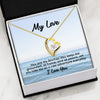 My Anchor - Forever Heart Necklace - Capt. Jack