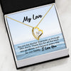 Life's Anchor - Forever Heart Necklace - Capt. Jack