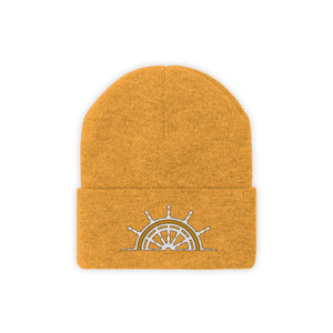 Steering Wheel Knit Beanie - Capt. Jack