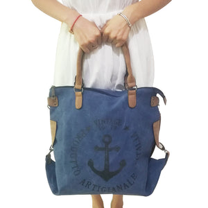 Naval Anchor Shoulder Bags