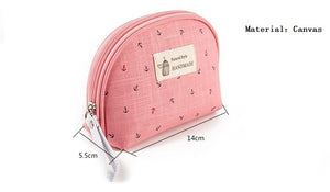 Lady Anchor 3 pcs Waterproof Toiletry Bag