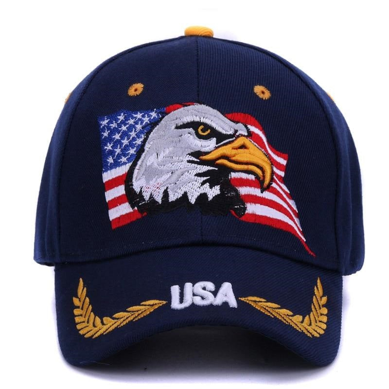 Proud Eagle USA Cap - Capt. Jack