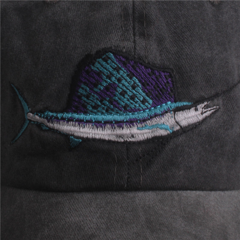 School of Fish Cap - Capt. Jack