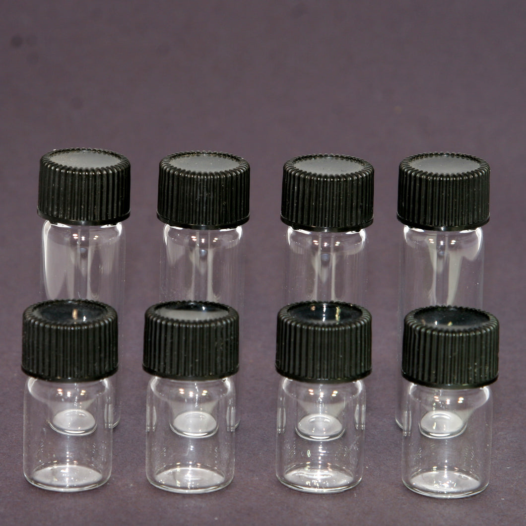 1/2 or 1 oz Vial 12-PACK