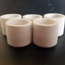Small Leco Ceramic Crucible (Quantity Discounts Available)