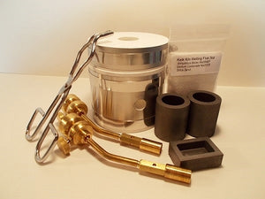 GPK Deluxe Kwik Kiln II Melting Kit
