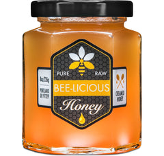 Creamed Honey