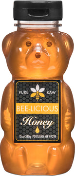 Papa Bear Clover Honey