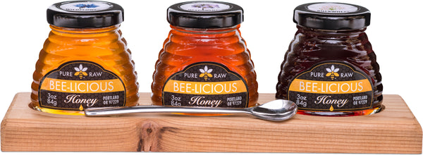 Mini Skep Honey Flight