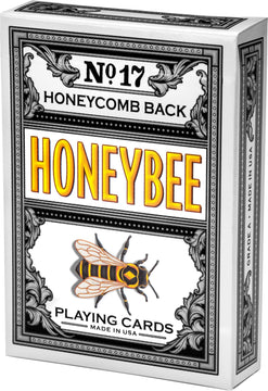 Honeybee Playing Cards (Black)