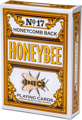 Honeybee Playing Cards (Yellow)