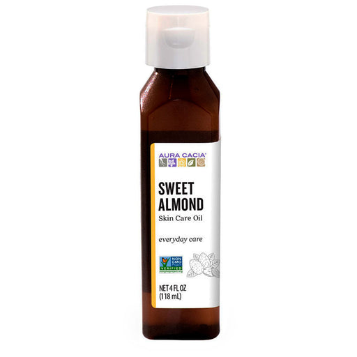 Aura Cacia, Nurturing Sweet Almond, 118 ml