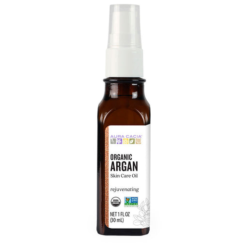 Aura Cacia, Rejuvenating Argan Oil, 30 ml