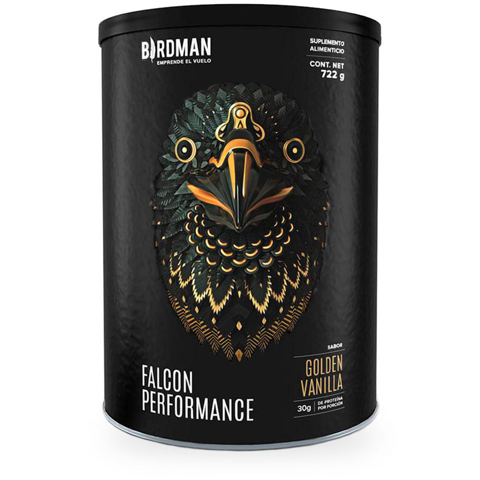 Birdman, Falcon Performance, Golden Vanilla