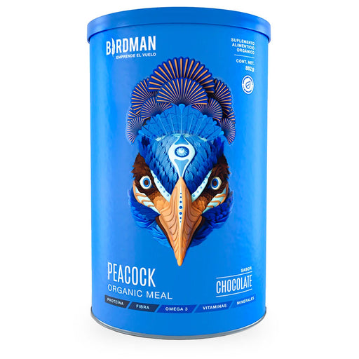 Birdman, Peacock, Chocolate, 882 g