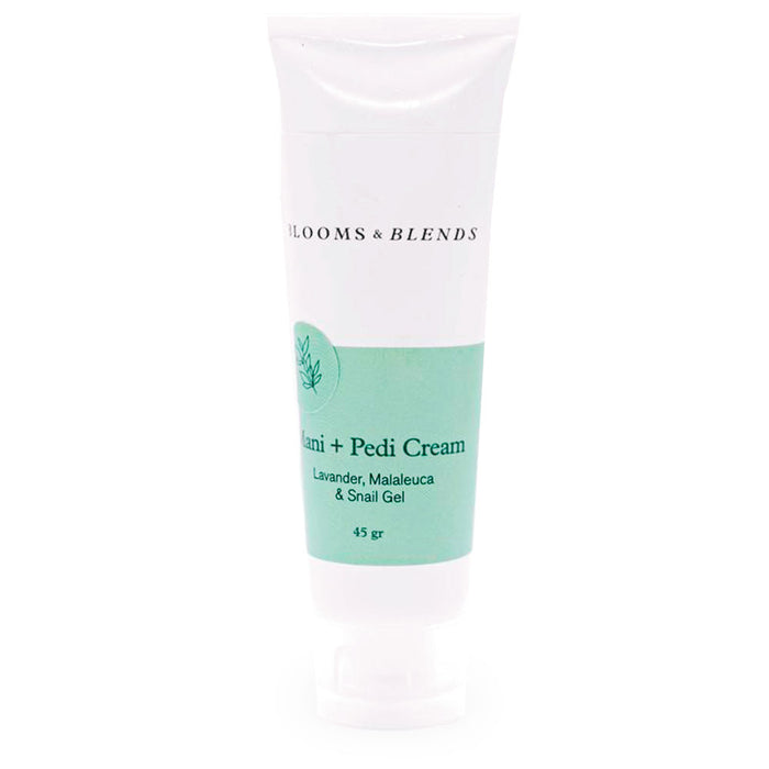 Blooms & Blends, Mani and Pedi Cream, 45 g