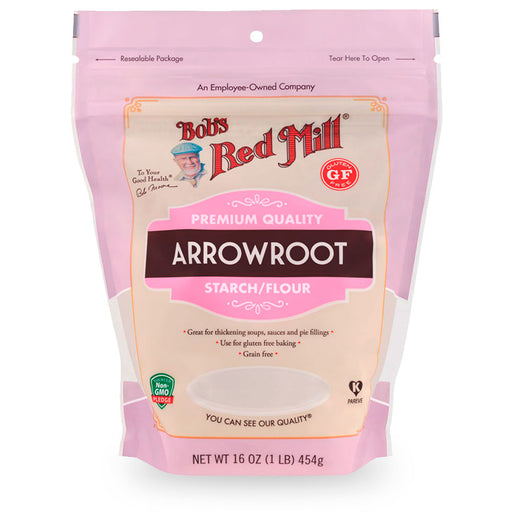 Bobs Red Mill, Arrowroot Starch Flour, 454 g