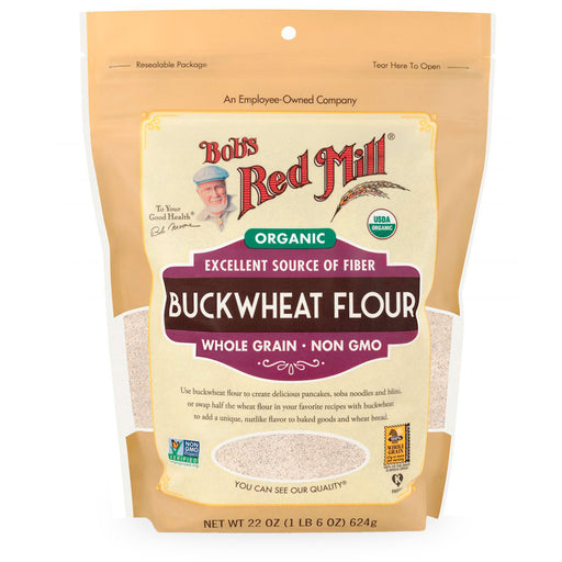 Bobs Red Mill, Buckwheat Flour, 623 g