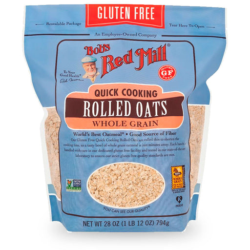 Bobs Red Mill, Quick Cooking Rolled Oats, 794 g