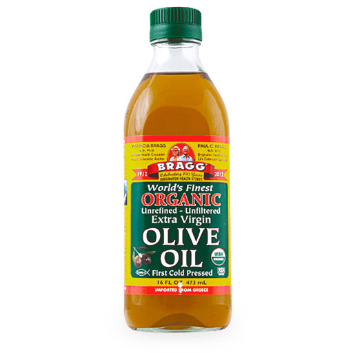 Bragg, Olive Oil, 473 ml