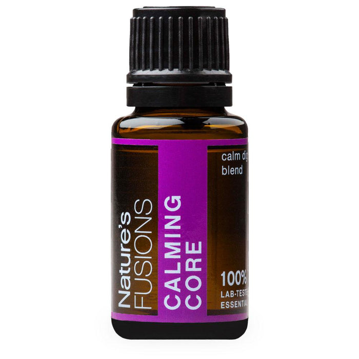 Natures Fusions, Calming Core, 15 ml
