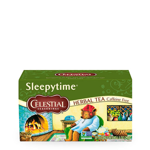 Celestial Seasoning, Sleepytime Herbal Tea, 20 pzas