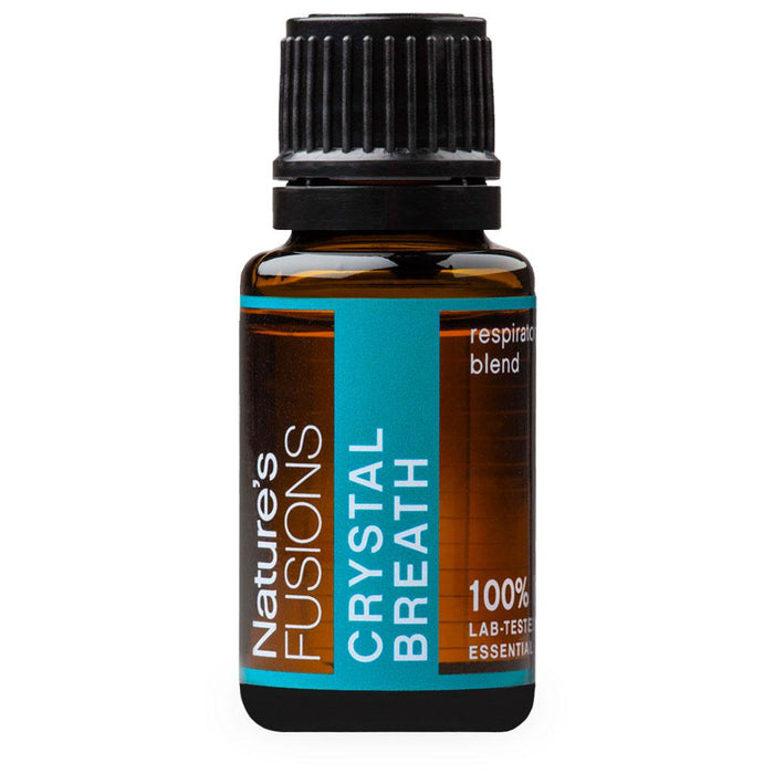 Natures Fusions, Crystal Breath, 15 ml