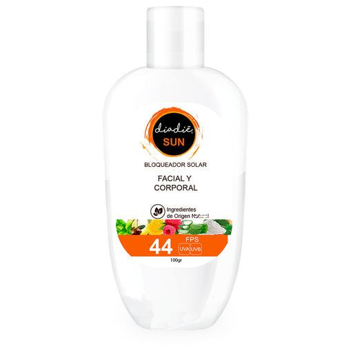 Diadie, Bloqueador Solar Natural, 100 ml