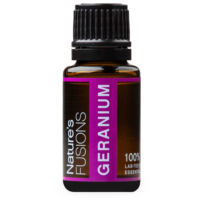Natures Fusions, Geranium, 15 ml