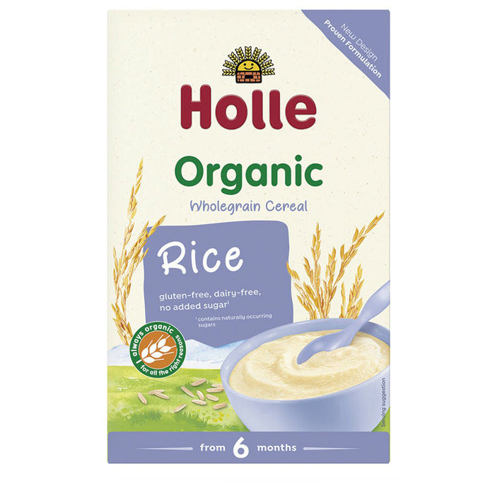 Holle, Rice Porridge, 250 g
