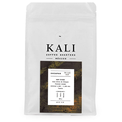 Kali Coffee Roasters, Cafe Tostado, Chiapas, 340 g
