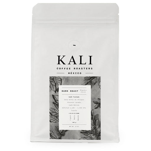 Kali Coffee Roasters, Cafe Tostado, Dark Roast, 340 g