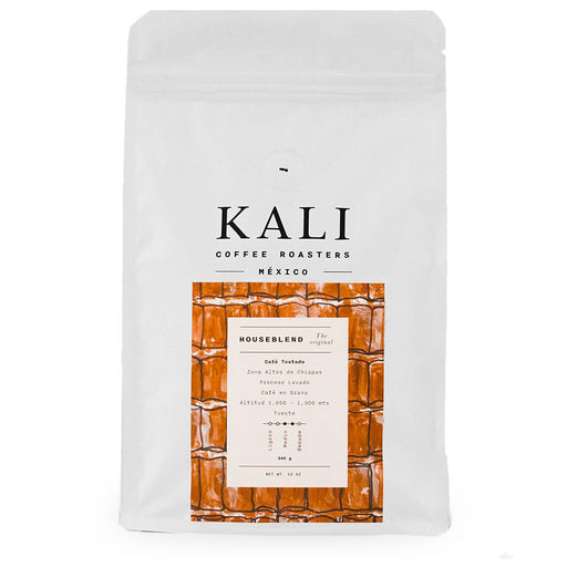 Kali Coffee Roasters, Cafe Tostado, Houseblend, 340 g
