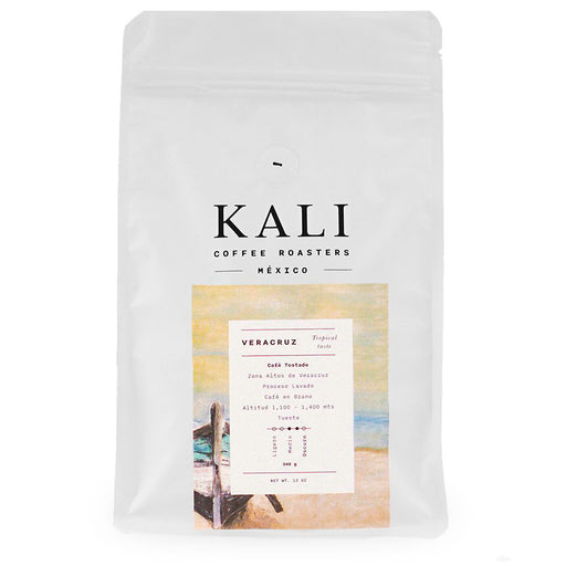 Kali Coffee Roasters, Cafe Tostado, Veracruz, 340 g