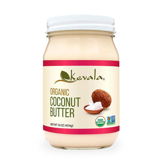 Kevala, Organic Coconut Butter, 453 g
