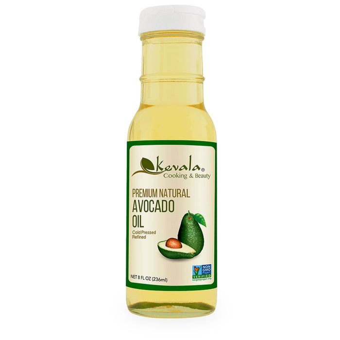 Kevala, Premium Natural Avocado Oil, 236 ml