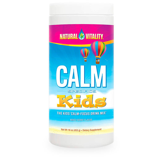 Natural Vitality, Calm Specifics, Kids, 453 g