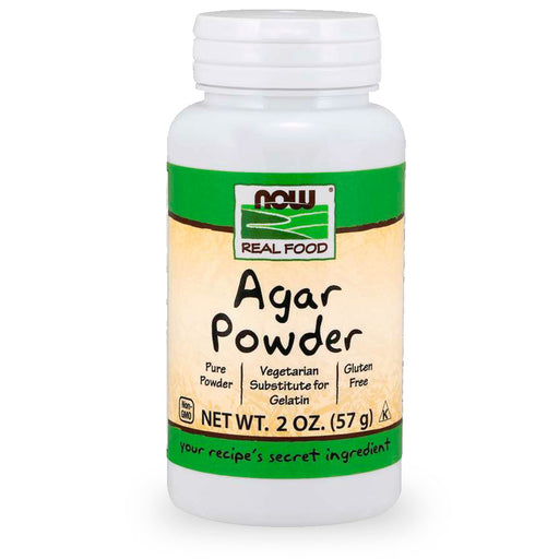 Now, Agar Powder, 57 g