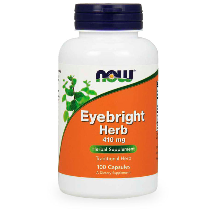 Now, Eyebright Herb, 100 caps