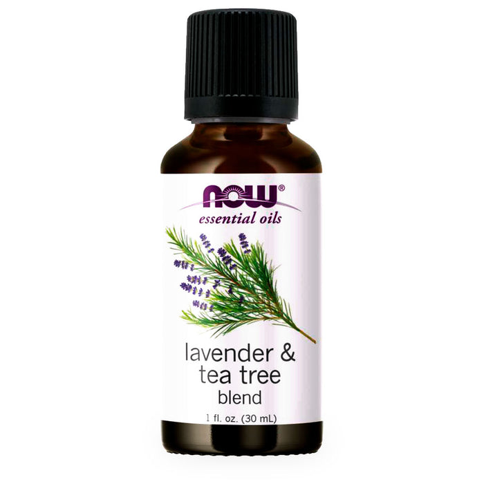 Now, Lavender and Tea Tree, 30 ml