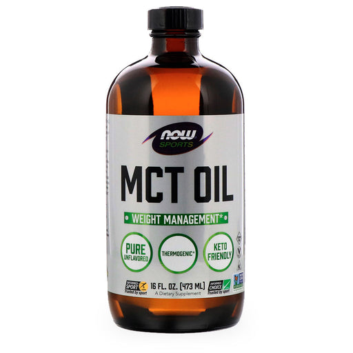 Now, Pure MCT Oil
