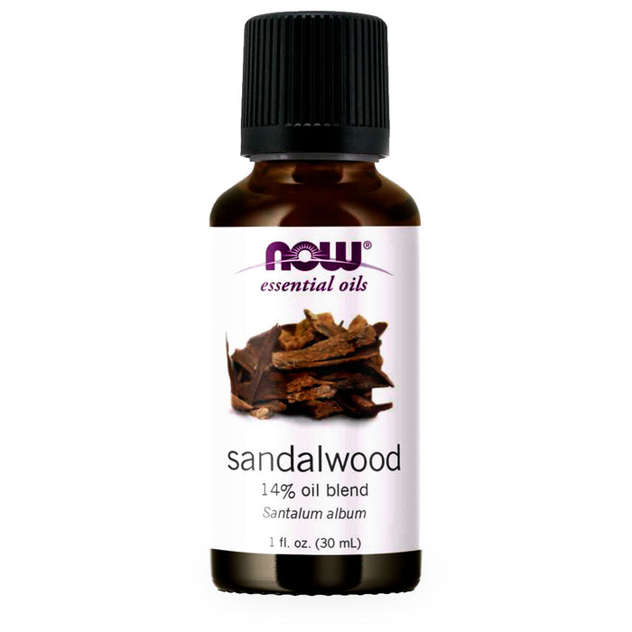 Now, Sandalwood, 30 ml