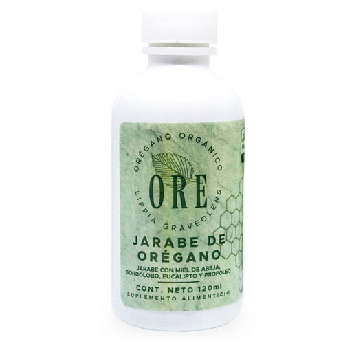 ORE, Jarabe de Oregano, 120 ml