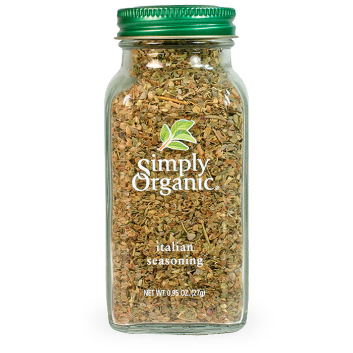 Simply Organic, Italian Seasoning, 27 g