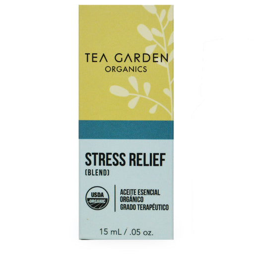 Tea Garden, Aceite Esencial, Stress Relief, 15 ml