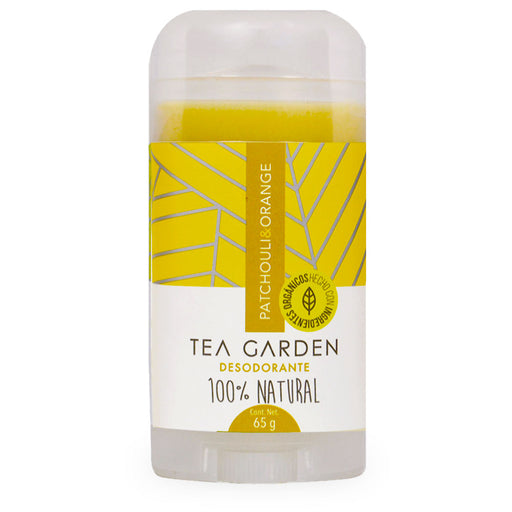 Tea Garden, Desodorante, Patchouli and Orange, 65 g